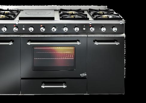 תנורי בישול ואפייה סדרת Souvarine