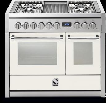 תנורי בישול ואפייה סדרת Genesi