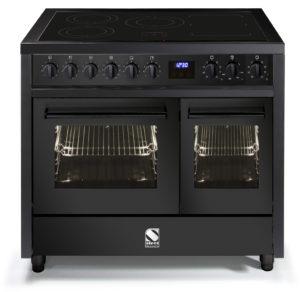 תנור בישול ואפיה משולב Steel דגם Enfasi 100 All Black