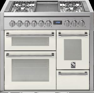 תנור בישול ואפיה משולב Steel דגם Genesi 100 / 3 Ovens