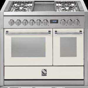 תנור בישול ואפיה משולב Steel דגם Genesi 100