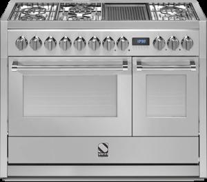תנור בישול ואפיה משולב Steel דגם Genesi 120