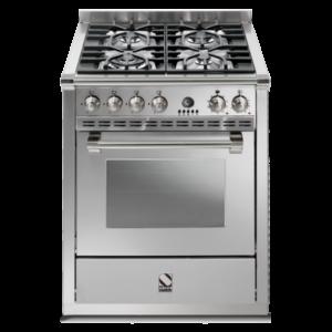 תנור בישול ואפיה משולב Steel דגם Ascot 70דגם Ascot 70