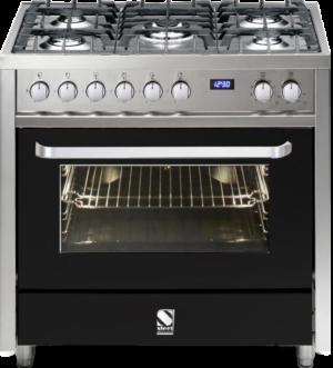 תנור בישול steel vista